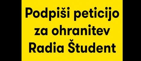 radio student peticija